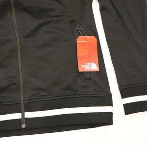 e9d258306 NORTH FACE Take Back Varsity Track Jacket, TNF BLK Boutique